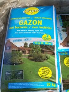 Organische Meststof Gazon