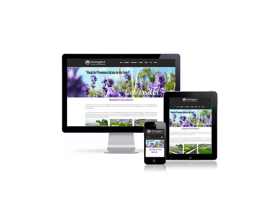 Nieuwe Website Groengeert